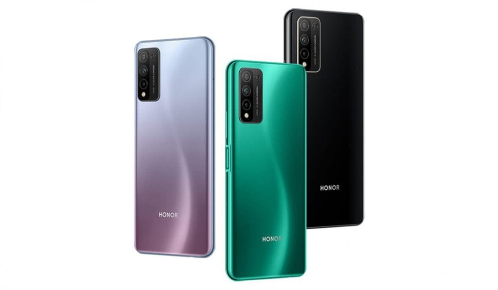 Honor 10X Lite - color options