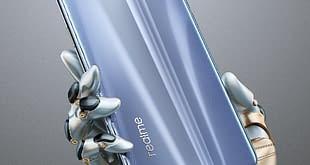 Realme GT 5G rear design