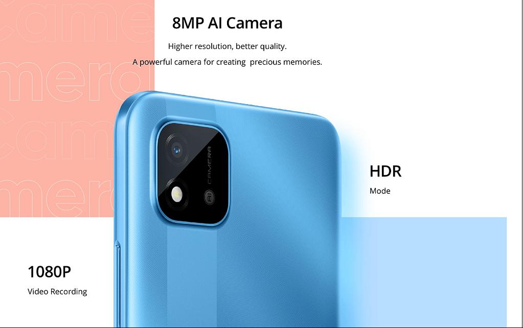 Realme C11 (2021) camera