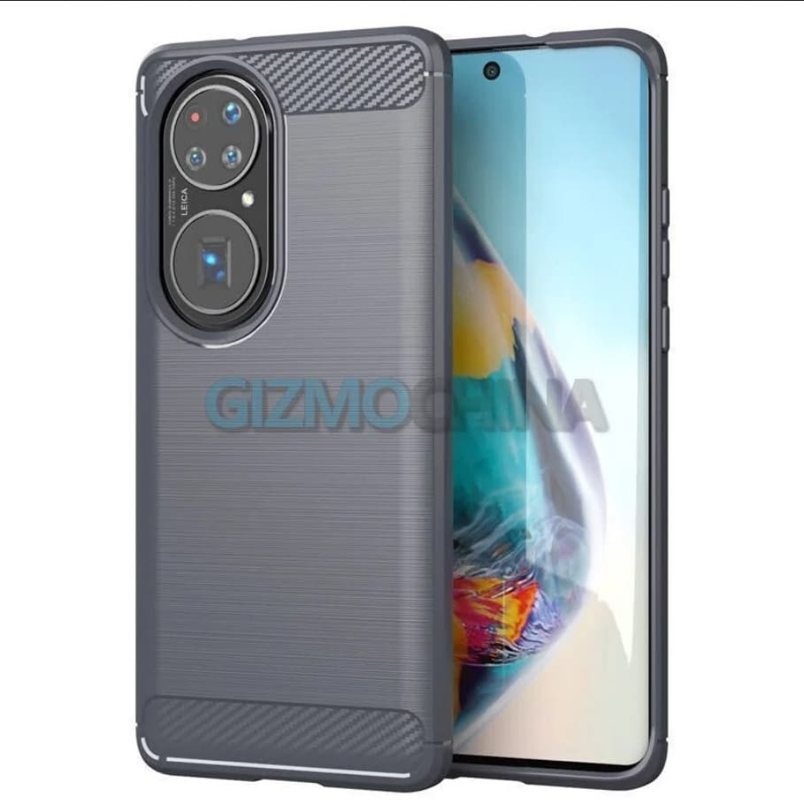 Huawei P50 leaked case render (1)