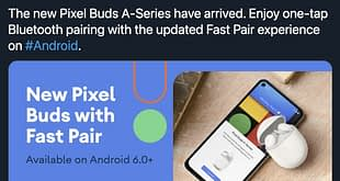 Google Pixel Buds A-Series leak