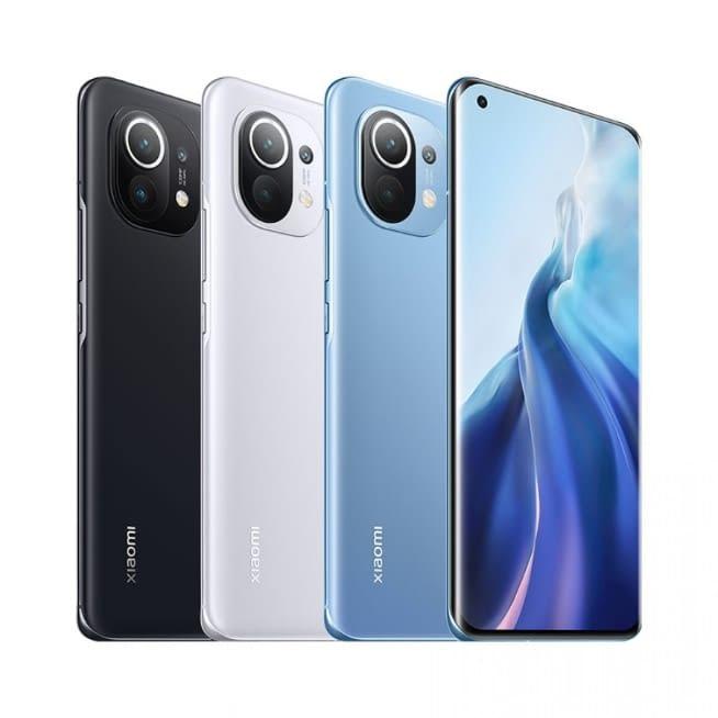 Xiaomi Mi 11 colors (2)