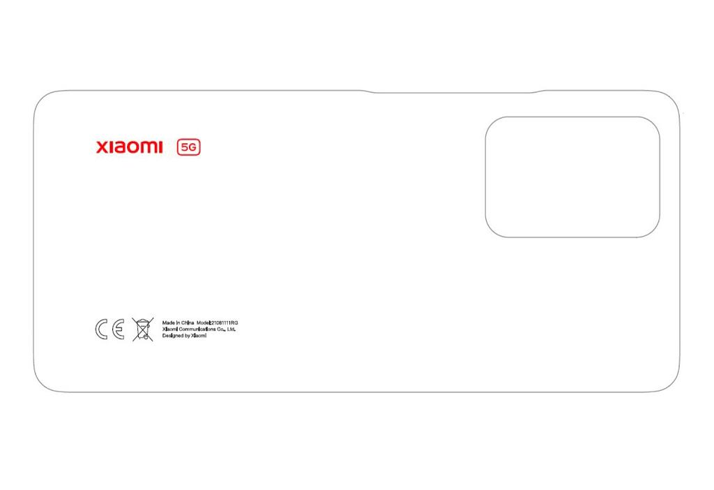 Xiaomi Mi 11 Lite 5G (21081111RG) FCC (1)