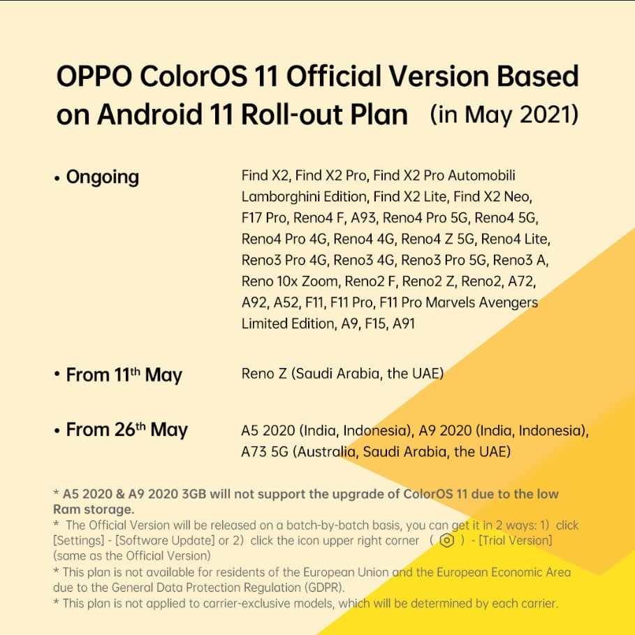 ColorOS 11 May 2021 update rollout plan (2)