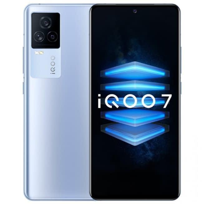 IQOO 7 - White