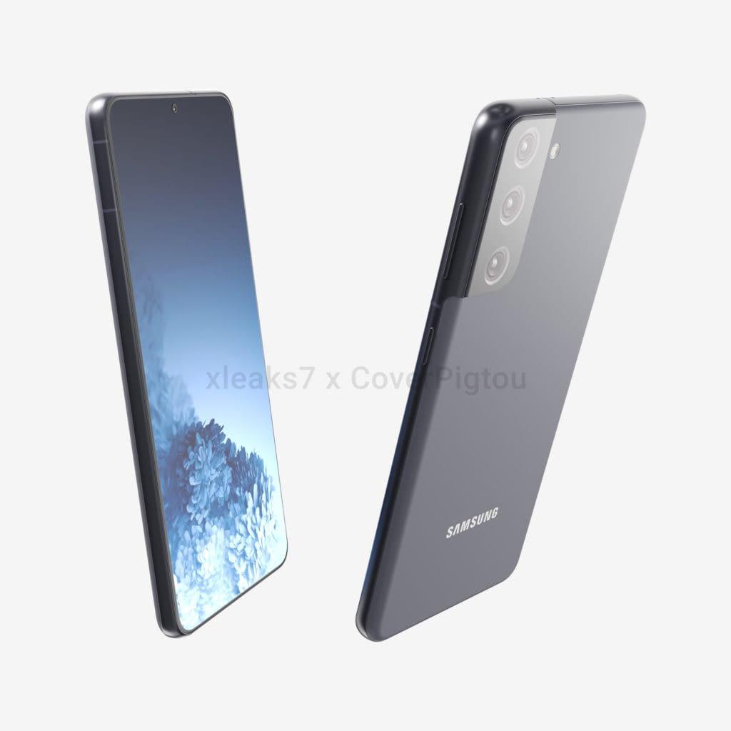 Samsung Galaxy S21 - render(1)