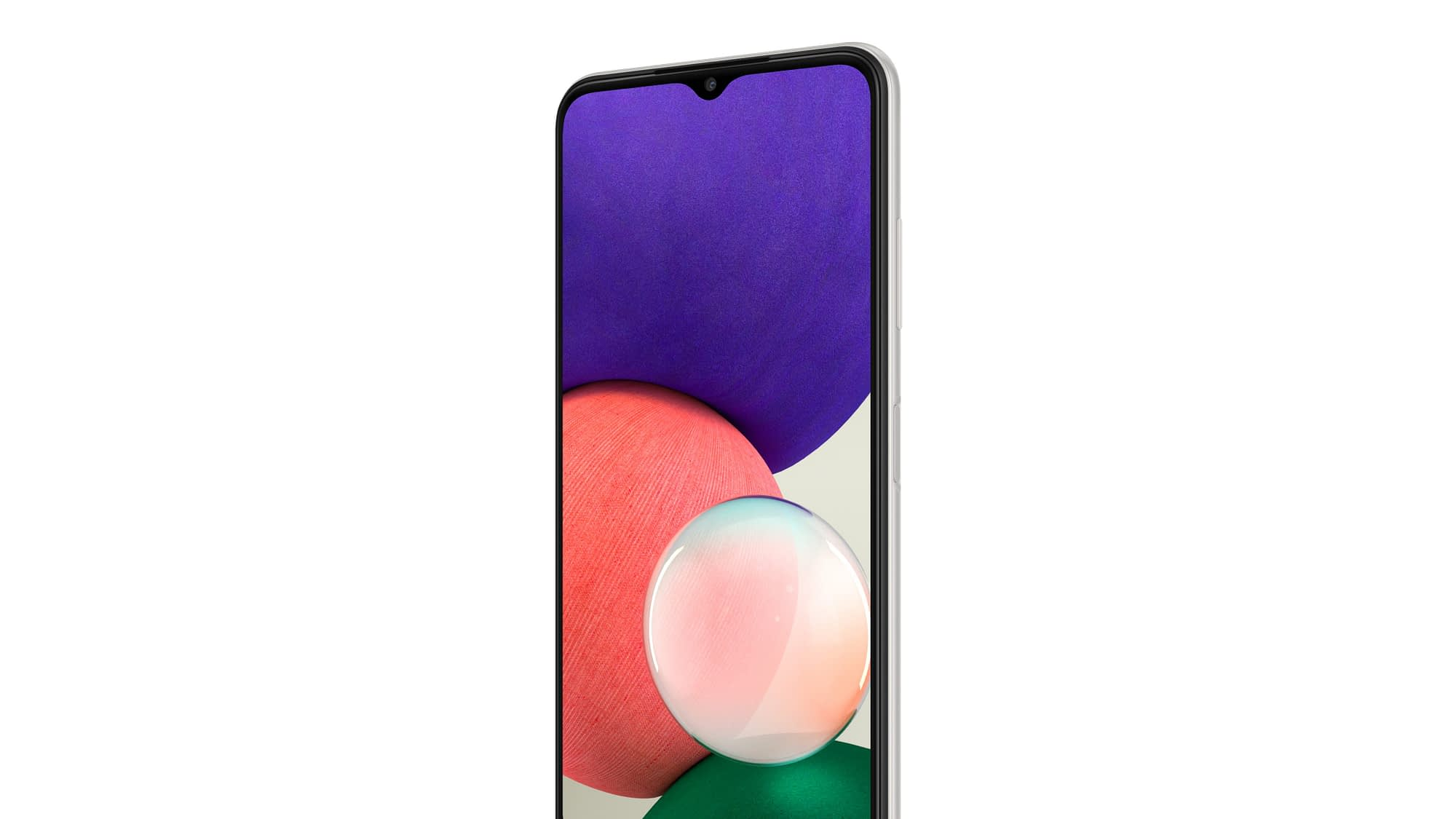 Galaxy A22 5G front