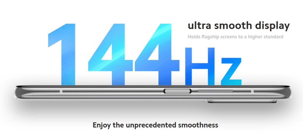 Xiaomi Mi 10T series - display
