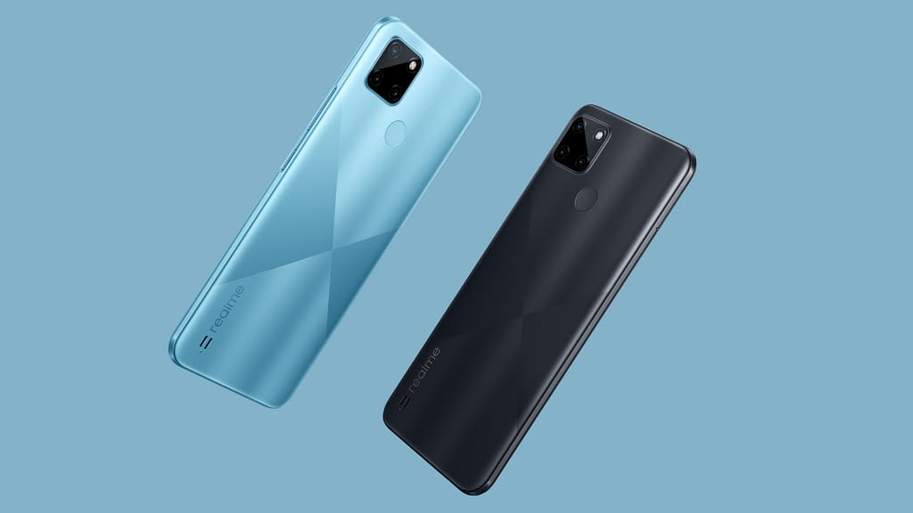 Realme C21Y launched - price in India, specifications