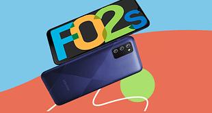 Samsung Galaxy F02