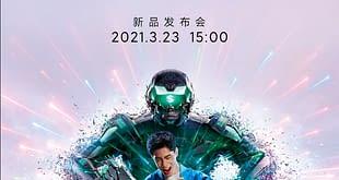 Black Shark 4 series launch poster
