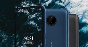 Nokia C20 Plus colours