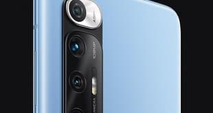 Xiaomi Mi 10S camera