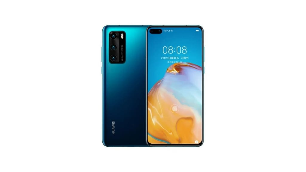 Huawei P40 4G [Dark Blue]