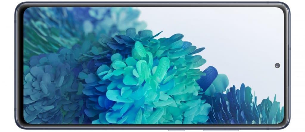 Galaxy S20 FE - display