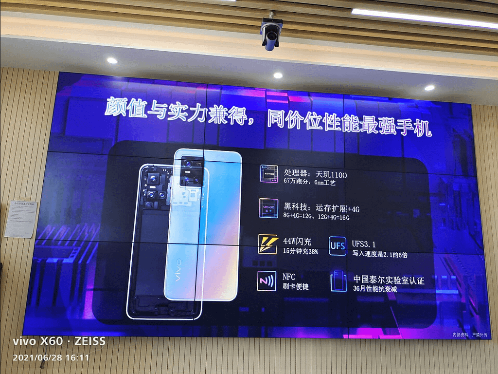 Vivo S10 leaked specifications