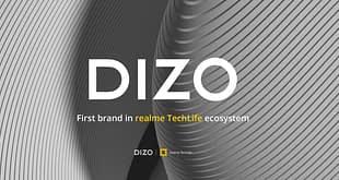 Realme DIZO branding