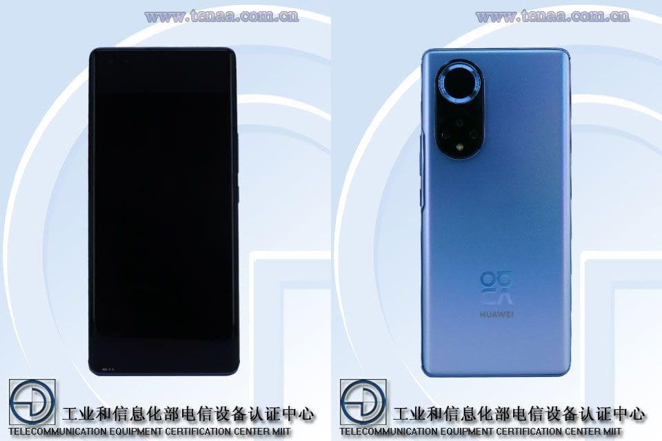 Huawei RTE-AL00 TENAA image