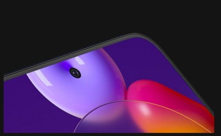 Samsung Galaxy M31s - front
