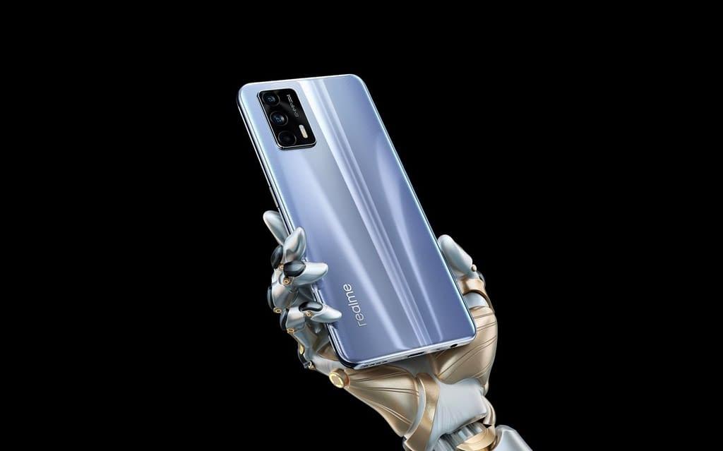 Realme GT 5G phone