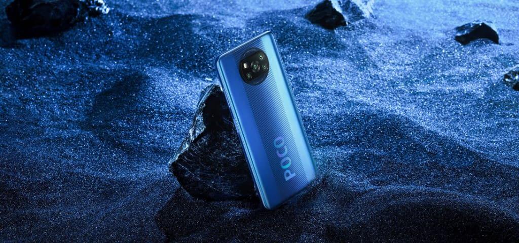 POCO X3 - Cobalt Blue