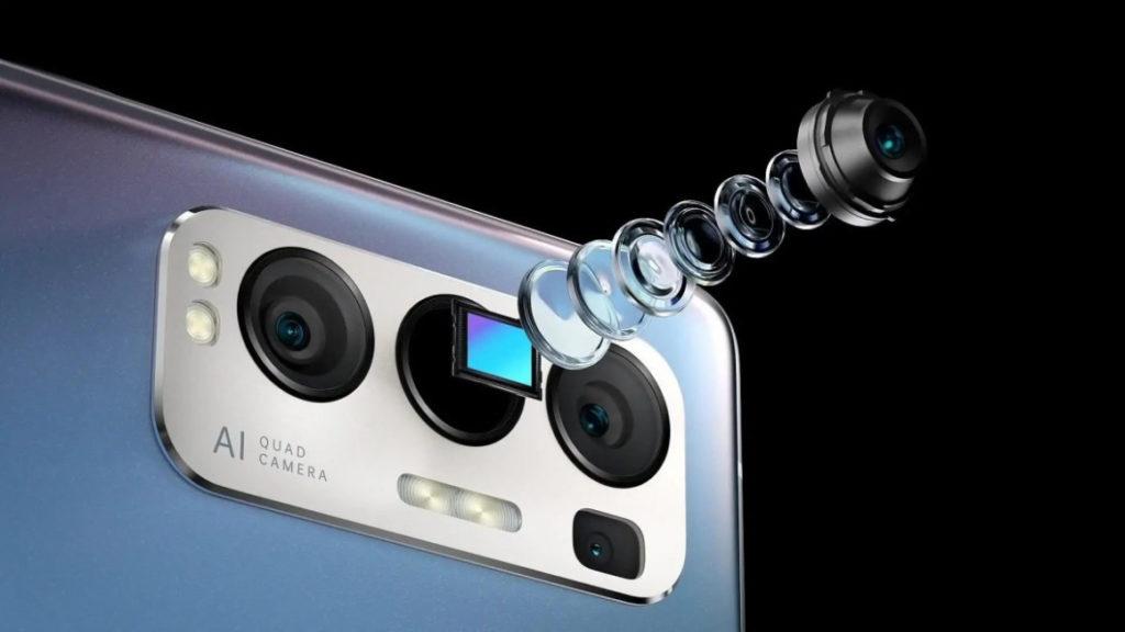Oppo Reno5 Pro+ 5G camera