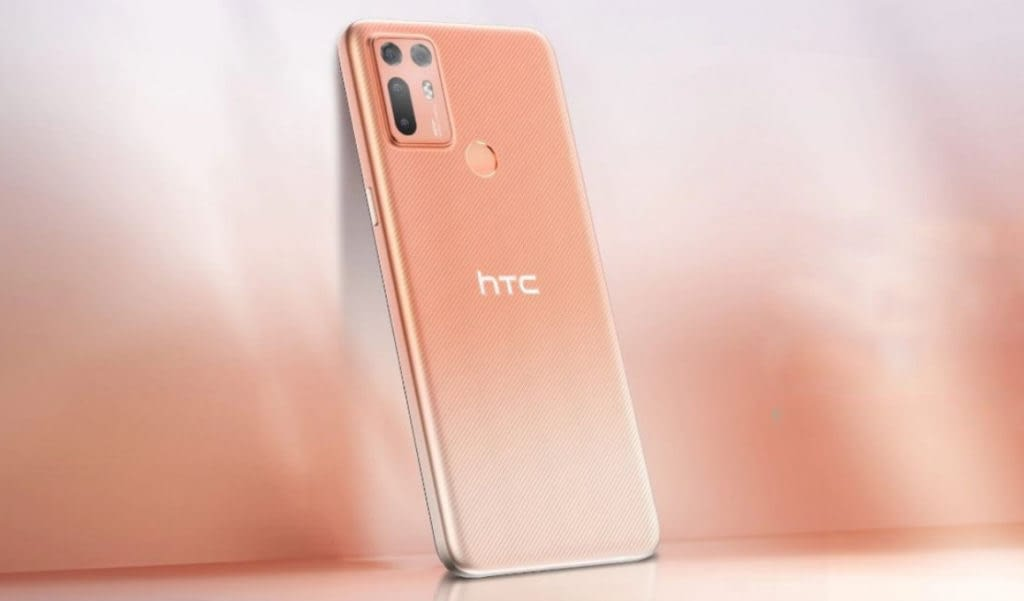 HTC Desire 20+ in black color (3)